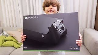 Download Getting New Xbox One X !!! 4K Gaming Console Video