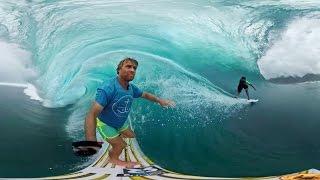 Download GoPro VR: Tahiti Surf with Anthony Walsh and Matahi Drollet Video