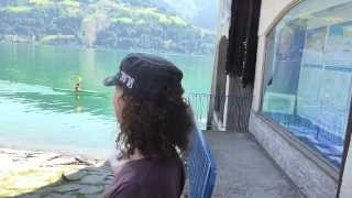 Download A Day in Lively and Beautiful Zell am See, Austria - Part I Video