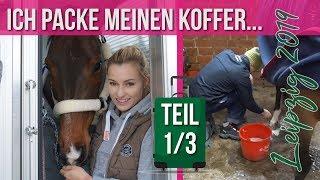 Download ICH PACKE MEINE KOFFER... | Leipzig 2019 | 1/3 | BinieBo Video