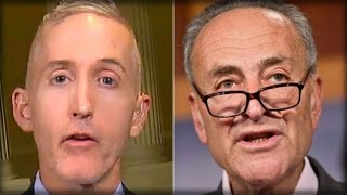 Download WOW! TREY GOWDY JUST HUMILIATED CHUCK SCHUMER ON LIVE TV! HIS QUESTION FOR DEMOCRATS IS PRICELESS! Video