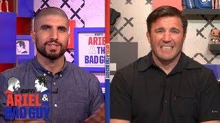 Download Ariel Helwani has a few issues with Oscar De La Hoya entering MMA | Ariel & The Bad Guy | ESPN Video