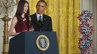 Download President Obama Speaks on the Precision Medicine Initiative Video