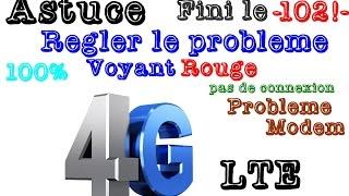 Download Régler les problèmes (voyant rouge) de connexion sur la 4G LTE Video