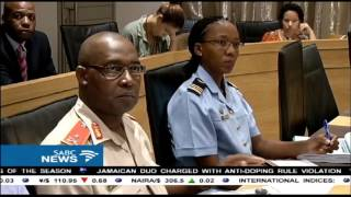 Download Parliament hears security concerns on SA borders Video