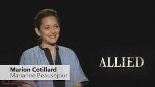 Download Cinemark Interviews Director, Robert Zemeckis and Marion Cotillard for Allied Video