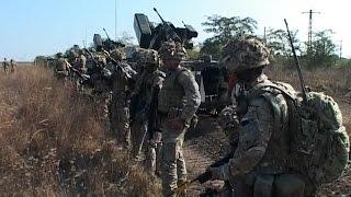 Download NATO Exercise Danube Express 14: UK, USA, Romania Video