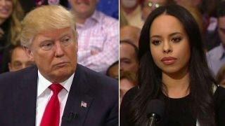 Download Las Vegas voters ask Donald Trump questions Video