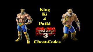 tekken 3 Law combos with botton key Free Download Video MP4 3GP M4A