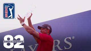 Download Tiger Woods wins 2013 THE PLAYERS Championship | Chasing 82 Video