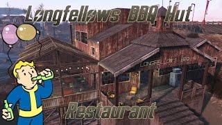 Download Fallout 4 Guide: Restaurant bauen (Longfellow's BBQ Hut) - ohne Mods Video