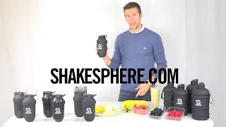 Download Shaker Live Demonstration Video
