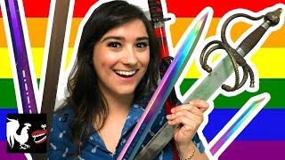 Download SHE GOT HER SWORDS!   RT Life Video