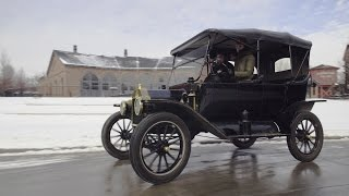 Download Driving a Ford Model T Is a Lot Harder Than You'd Think! We Tried It Video