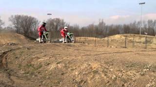 Download Primo giorno, prima volta, primo salto Motocross Video