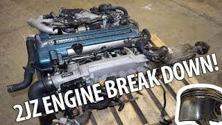 Download How To Not Get RIPPED OFF Buying an Imported JDM Engine. (2JZ VVTI BREAK DOWN) Video
