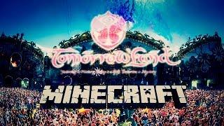 Download Mainstage Tomorrowland 2014 Minecraft: UN EXCELENTE MAPA! Video