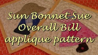 Download Sun Bonnet Sue Overall Bill Video