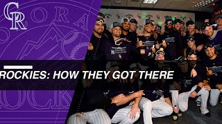 Download How They Got There: Colorado Rockies Video