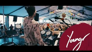 Download #3 Sweet Disposition (Youngr Bootleg) - Live at Morning Gloryville Video