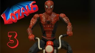 Download SPIDERMAN Stop Motion Action Video Part 3 Video