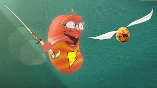 Download LARVA ❤️ The Best Funny cartoon 2017 HD ► La HARRY POTTER RED ❤️ The newest compilation 2017 ♪♪ PART Video