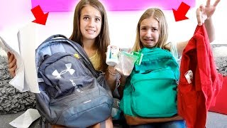 Download WHAT'S IN MY BACKPACK // END OF SCHOOL YEAR Video
