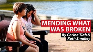 Download Mending what was broken: Schizophrenia and a mother's love | CNA Insider Video