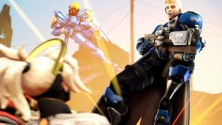 Download Overwatch: The Flying Soldier 76 Video