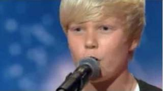 Download Jack Vidgen singing 'I Have Nothing' on Australia's Got Talent Video