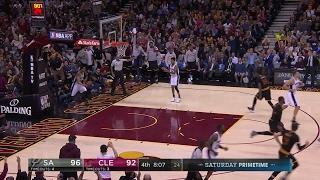 Download Quarter 4 One Box Video :Cavaliers Vs. Spurs, 1/21/2017 12:00:00 AM Video