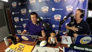 Download Dunc and Holder on Sports 1280 in New Orleans. February 22, 2018 Video