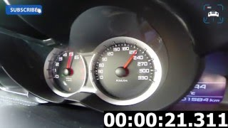 Download 0-245 km/h: 2016 Lotus Evora 400 Acceleration & LOUD! Sound Video