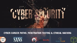 Download Cyber Career Paths: Penetration Testing & Ethical Hacking Video