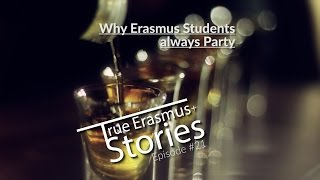 Download Why Erasmus Students always Party - TES #21 Video