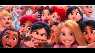 Download NEW Wreck-It Ralph 2 TRAILER - Disney Princesses Video