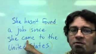 Download Changing an adverb clause to a phrase Video