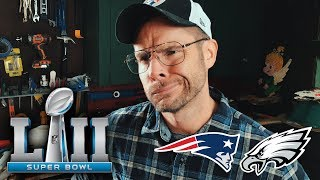 Download Dad Reacts to Super Bowl LII Patriots vs Eagles Video