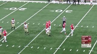 Download Highlights: Cornell Football vs Harvard - 10/6/18 Video