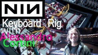 Download Nine Inch Nails - Alessandro Cortini Live Rig Video