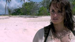 Download Jack Sparrow leaves Angelica on Desert Island | Pirates of the Caribbean: On Stranger Tides [HD] Video