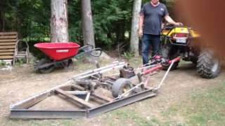 Download Gratte Sentier,vtt,atv Video