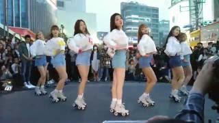 Download 20160410 신촌 게릴라콘서트 오마이걸 한 발짝 두 발짝 Oh My Girl Video