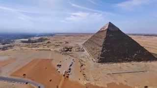 Download Cairo, Pyramids & The Sphinx ~ AirPano Video