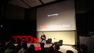 Download Someone else's courage | Sara Santiago | TEDxUWMilwaukee Video