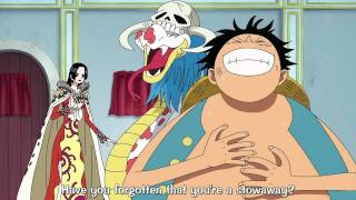 Download One Piece - Boa Hancock longs for Luffy [720p] Video