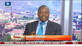Download Aid Worker: Security Experts Seek Improved Operations Against BH,Warn On Dangers Ahead Pt.2 Video
