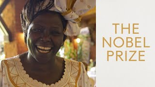 Download Wangari Maathai - Defender of the Earth, fighter for democracy Video