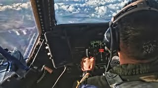 Download Largest USAF Aircraft C-5M Super Galaxy • Aerial Refuel OPS Video