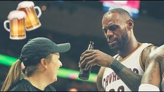 Download NBA Fan / Player Interactions Video